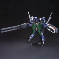 HG 1/144 GNアームズTYPE-D+ガンダムデュナメス [GN Arms Type-D + Gundam Dynames] 公式画像3