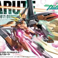 HG 1/144 GN-011 ガンダムハルート [Gundam Harute] パッケージ