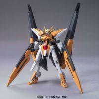 HG 1/144 GN-011 ガンダムハルート [Gundam Harute] 公式画像1