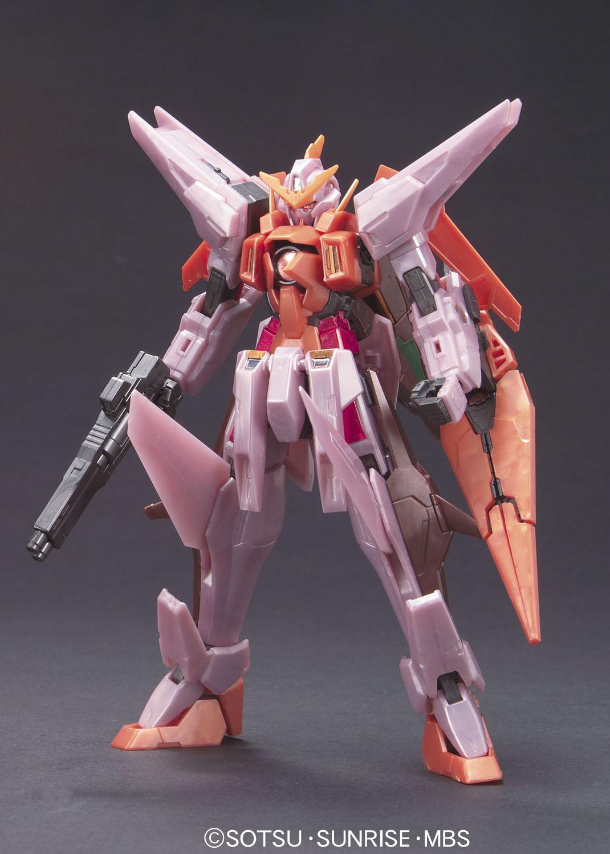 6678HG 1/144 GN-003 ガンダムキュリオス(トランザムモード)グロスインジェクションバージョン [Gundam Kyrios Trans-Am Mode]