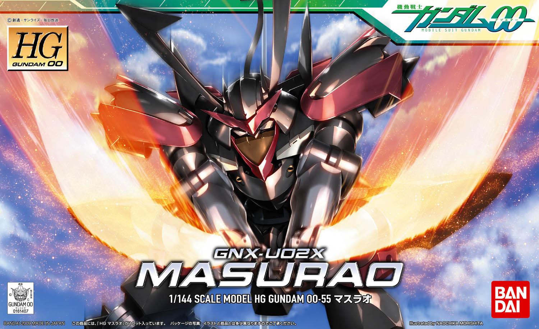 HG 1/144 GNX-U02X マスラオ [Masurao]