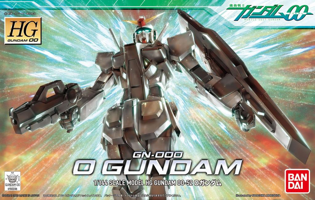 HG 1/144 GN-000 オーガンダム [0 Gundam](Oガンダム)  0160246 5060651 4573102606518