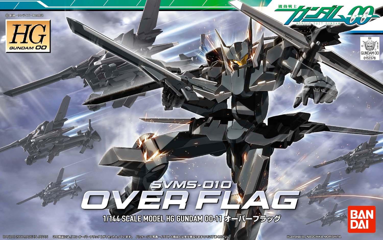 HG 1/144 SVMS-01O オーバーフラッグ [Over Flag] 0152378 5060642 4543112523785