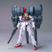 HG 1/144 CB-002 ラファエルガンダム [Raphael Gundam] 素組画像