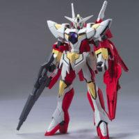 HG 1/144 CB-0000G/C リボーンズガンダム [Reborns Gundam] 素組画像