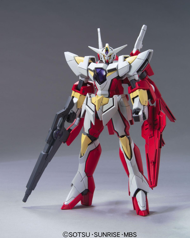 HG 1/144 CB-0000G/C リボーンズガンダム [Reborns Gundam]