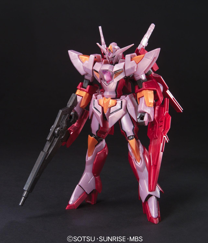 6732HG 1/144 CB-0000G/C リボーンズガンダム(トランザムモード)グロスインジェクションバージョン [Reborns Gundam Trans-Am Mode]