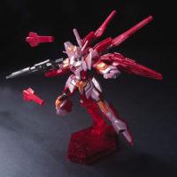 HG 1/144 CB-0000G/C リボーンズガンダム(トランザムモード)グロスインジェクションバージョン [Reborns Gundam Trans-Am Mode] 公式画像2