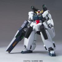 HG 1/144 GN-008 セラヴィーガンダム [Seravee Gundam] 素組画像