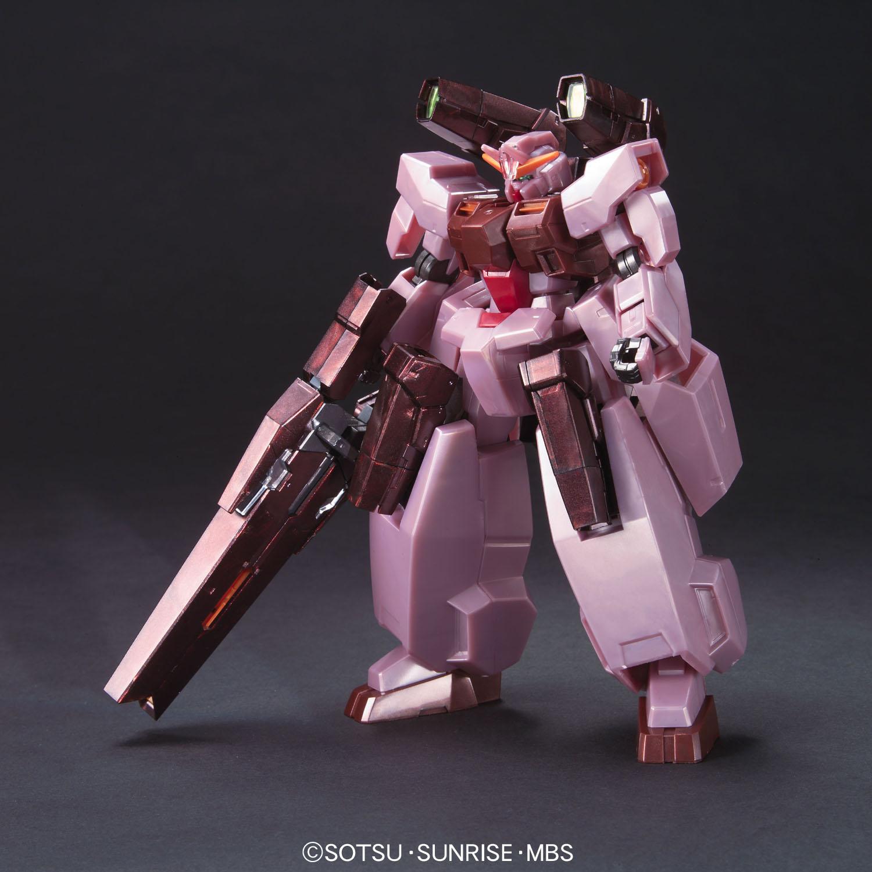 HG 1/144 GN-008&GN-009 セラヴィーガンダム&セラフィムガンダム(トランザムモード)グロスインジェクションバージョン [Seravee Gundam & Seraphim Trans-Am Mode]