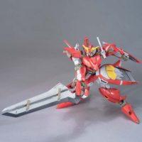 HG 1/144 GNW-002 ガンダムスローネツヴァイ [Gundam Throne Zwei] 公式画像2