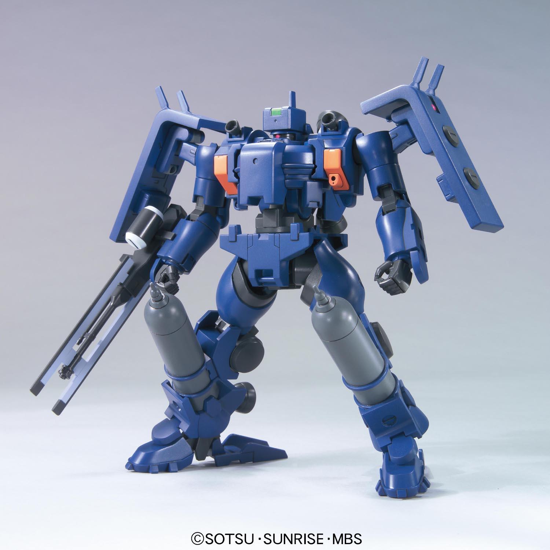 HG 1/144 MSJ-06II-ET ティエレン宇宙指揮官型 [Tieren Space Commander Type]