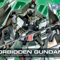 HG 1/144 R09 GAT-X252 フォビドゥンガンダム [Forbidden Gundam] JAN:4543112739186 パッケージ