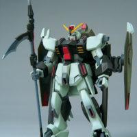 HG 1/144 R09 GAT-X252 フォビドゥンガンダム [Forbidden Gundam] JAN:4543112739186 素組画像