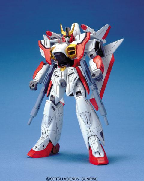 60781HG 1/100 GW-9800 ガンダムエアマスター [Gundam Airmaster] 4902425532752
