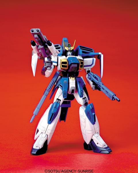 60796HG 1/100 GW-9800-B ガンダムエアマスターバースト [Gundam Airmaster Burst]