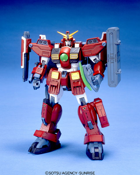 60798HG 1/100 GT-9600-D ガンダムレオパルドD(デストロイ) [Gundam Leopard Destroy]