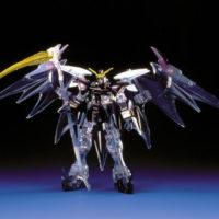 HG 1/144 XXXG-01D2 ガンダムデスサイズヘルカスタム メタルクリヤー特別版 [Gundam D-Hell Custom Metal Clear Special Edition] 公式画像1