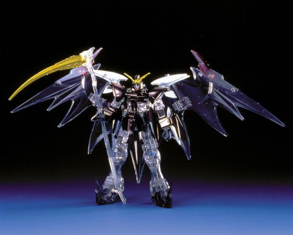 7652HG 1/144 XXXG-01D2 ガンダムデスサイズヘルカスタム メタルクリヤー特別版 [Gundam D-Hell Custom Metal Clear Special Edition]