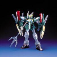 HG 1/144 XXXG-01S2 ガンダムナタク メタルクリヤー特別版 [Gundam Nataku Metal Clear Special Edition]