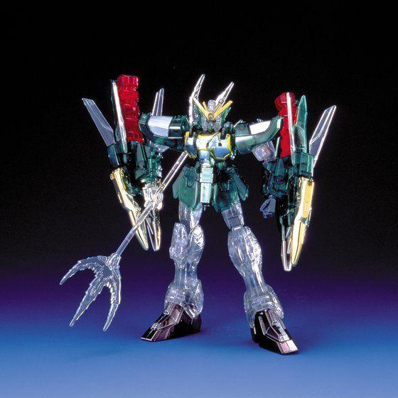 7654HG 1/144 XXXG-01S2 ガンダムナタク メタルクリヤー特別版 [Gundam Nataku Metal Clear Special Edition]