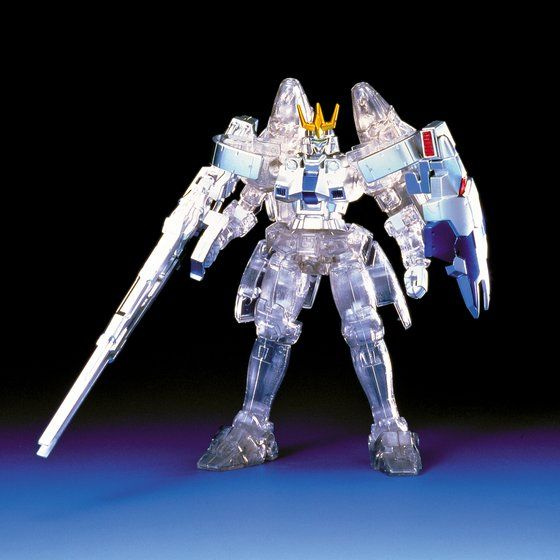 7645HG 1/144 OZ-00MS2B トールギスIII メタルクリヤー特別版 [Tallgeese III Metal Clear Special Edition]