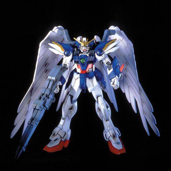 HG 1/144 XXXG-00W0 ウイングガンダム ゼロカスタム [W-Gundam Zero Custom]