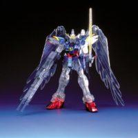 HG 1/144 XXXG-00W0 ウイングガンダム ゼロカスタム メタルクリヤー特別版 [W-Gundam Zero Custom Metal Clear Special Edition]
