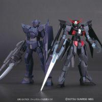 HG 1/144 AGE-2DH ガンダムAGE-2 ダークハウンド [Gundam AGE-2 Dark Hound] 0176483 5057387 4543112764836 4573102573872 試作画像1