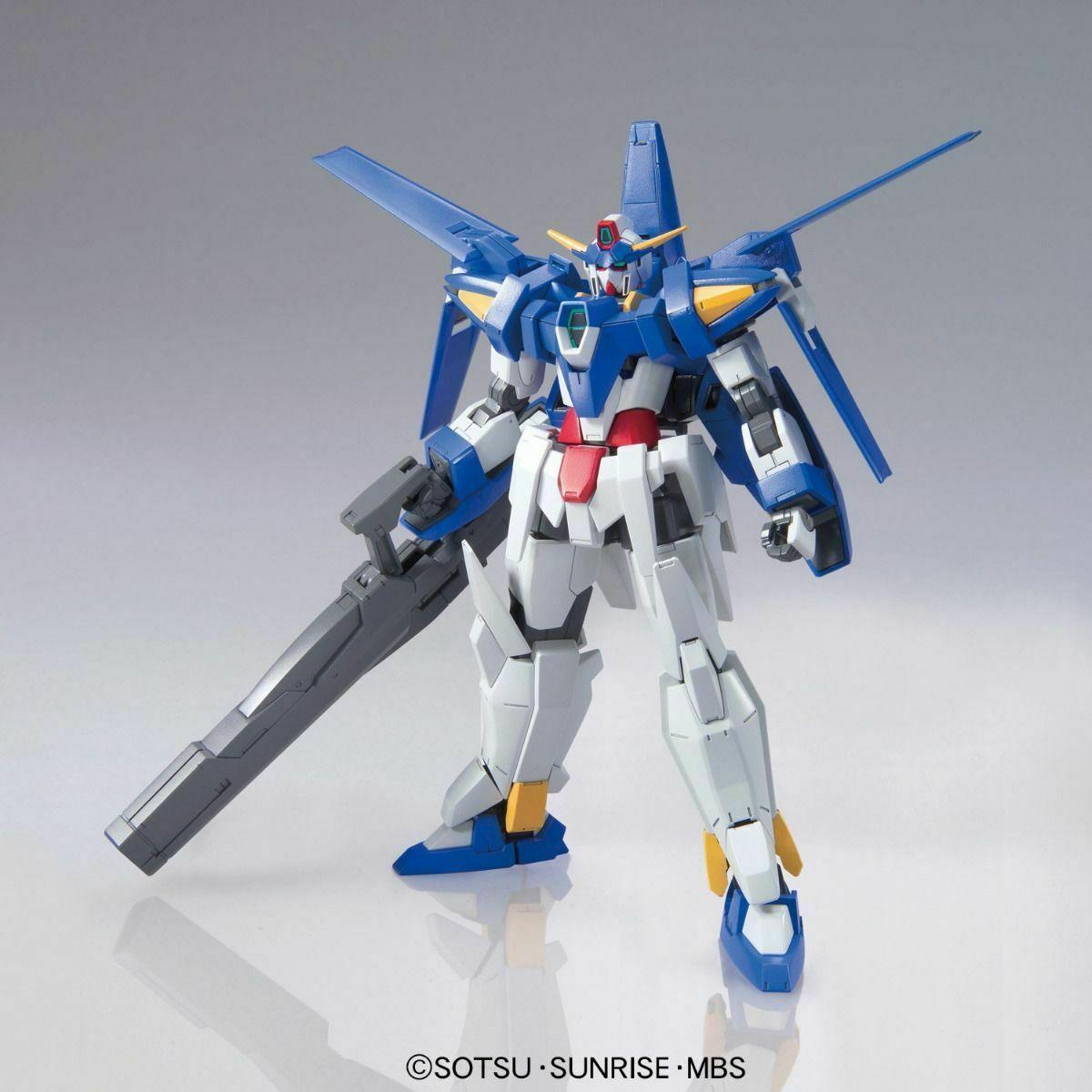 HG 1/144 AGE-3 ガンダムAGE-3 ノーマル [Gundam AGE-3 Normal] 0175706 5057386 4543112757067 4573102573865