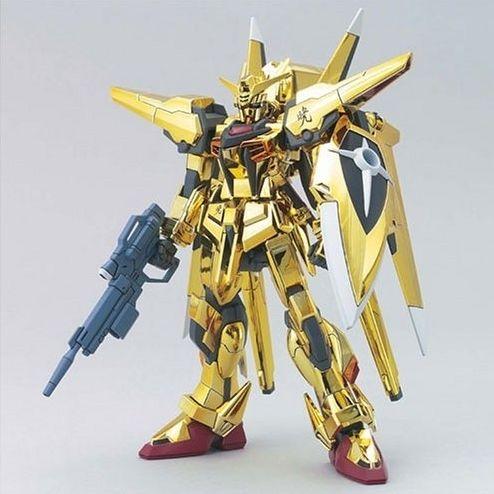 HG 1/144 ORB-01 オオワシアカツキガンダム [Akatsuki Owashi Weapon pack] 4543112419101