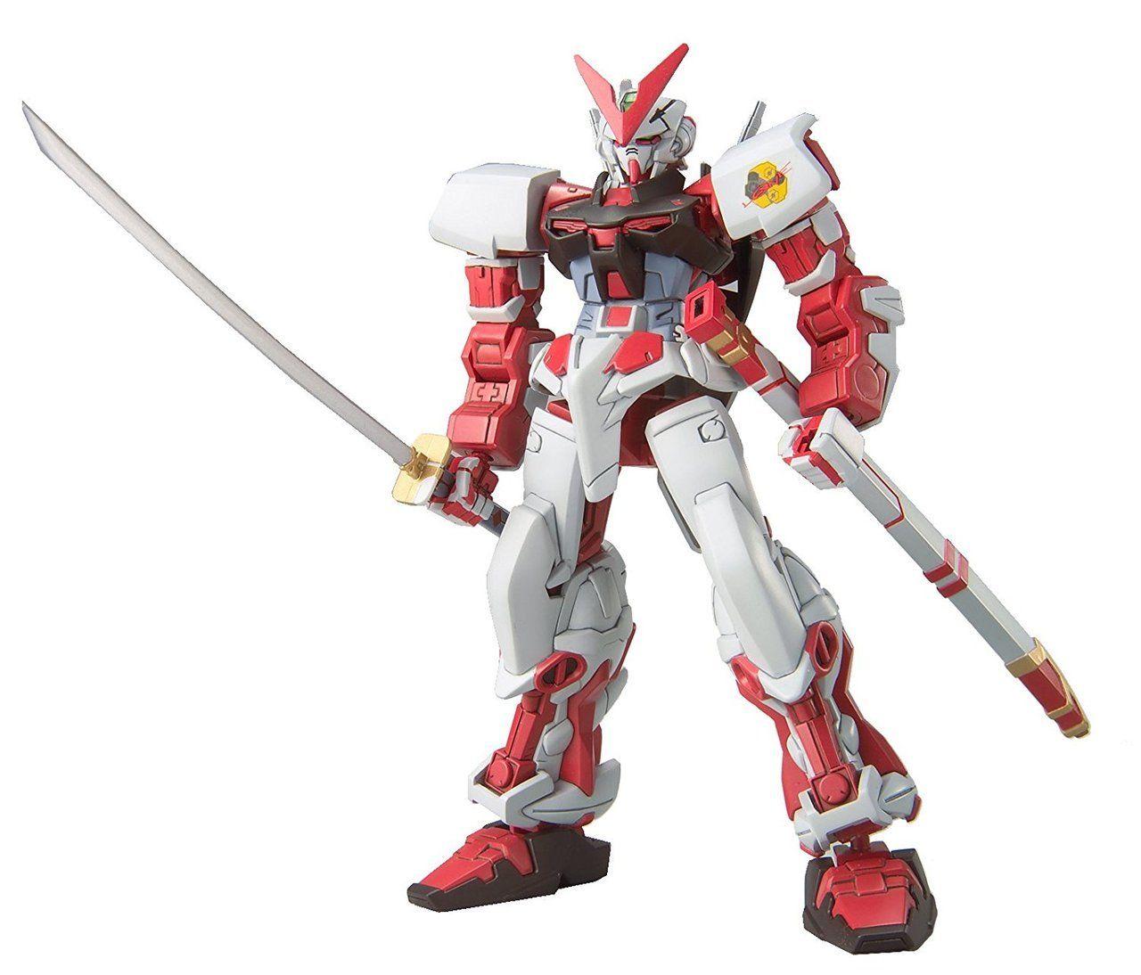 HG 1/144 MBF-P02 ガンダムアストレイ レッドフレーム [Gundam Astray Red Frame]