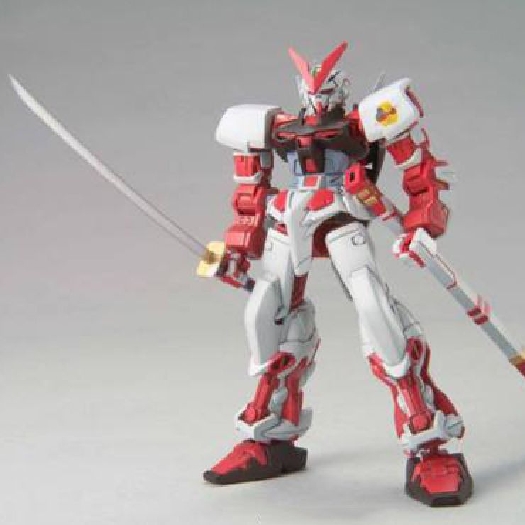 HG 1/144 MBF-P02 ガンダムアストレイ レッドフレーム [Gundam Astray Red Frame] 4543112227157 4573102603579 5060357 0122715