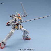HG 1/144 GPB-X80J ビギニングJガンダム [Beginning J Gundam] 試作画像1