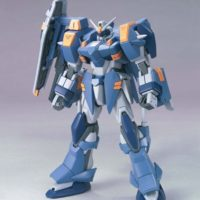 HG 1/144 GAT-X1022 ブルデュエルガンダム [Blu Duel Gundam] 公式画像1
