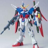 HG 1/144 ZGMF-X42S デスティニーガンダム [Destiny Gundam] 公式画像1