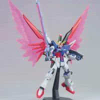 HG 1/144 ZGMF-X42S デスティニーガンダム [Destiny Gundam] 公式画像3