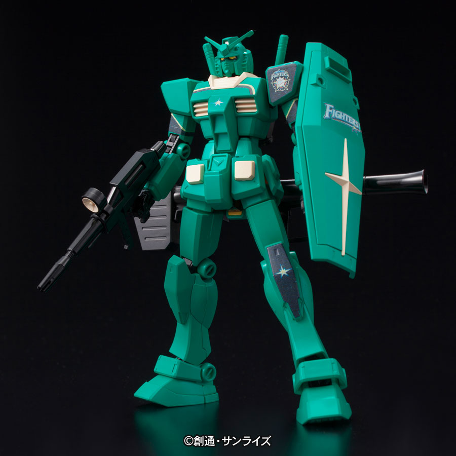 HGUC 1/144 RX-78-2 ガンダム ファイターズVer.(GUNDAM  FIGHTERS Ver.)