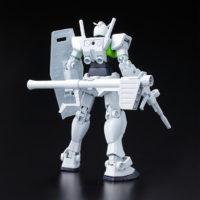 HG 1/144 RX-78-2 GUNDAM Swallows Ver. 公式画像2