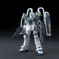 HGTB 1/144 RGM-79 ジム(GUNDAM THUNDERBOLT Ver.) [GM (Gundam Thunderbolt ONA Ver.)] 公式画像1