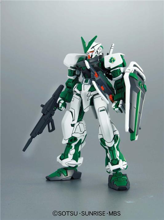 2114HG 1/144 MBF-P04 ガンダムアストレイ グリーンフレーム(トロヤ・ノワレ専用機) [Astray Green Frame]