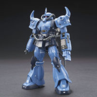 HG 1/144 YMS-07B-0 プロトタイプグフ(戦術実証機) 公式画像1