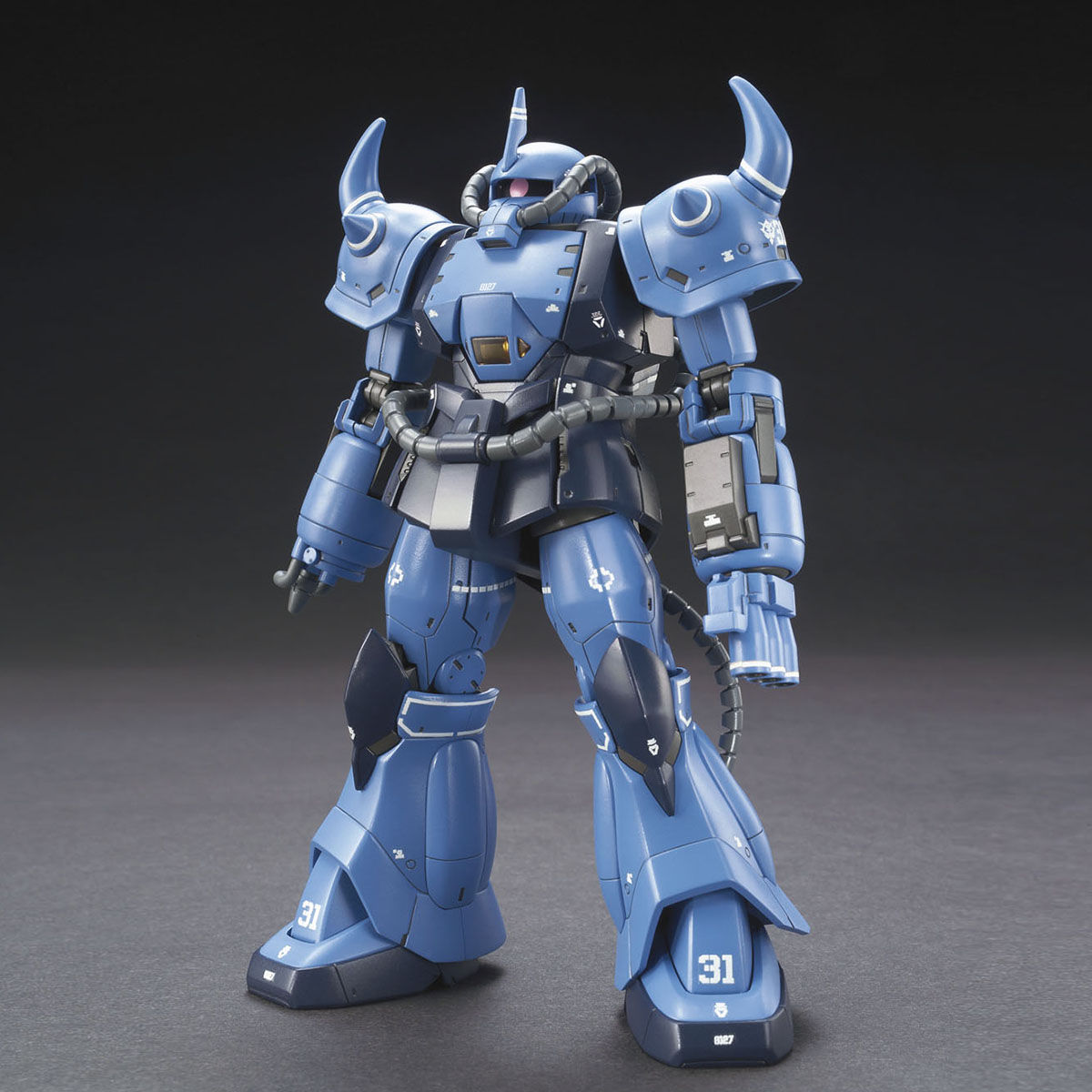 HG 1/144 YMS-07B-0 プロトタイプグフ(戦術実証機)[Prototype Gouf (Tactical Demonstrator)]  0200640 5057733 4573102577337