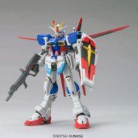 HG 1/144 ZGMF-X56S/α フォースインパルスガンダム [Force Impulse Gundam] 公式画像1