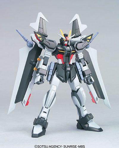 HG 1/144 GAT-X105E ストライクノワールガンダム [Strike Noir Gundam] 4543112434241