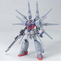 HG 1/144 ZGMF-X666 レジェンドガンダム [Legend Gundam] 公式画像1