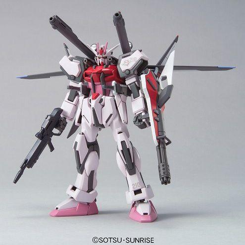 HG 1/144 MBF-02 ストライクルージュ+I.W.S.P. [Strike Rouge IWSP]