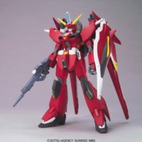 HG 1/144 ZGMF-X23S セイバーガンダム [Saviour Gundam] 素組画像