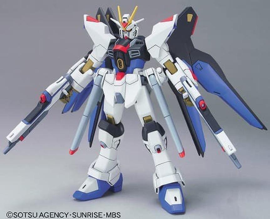 1903HG 1/144 ZGMF-X20A ストライクフリーダムガンダム [Strike Freedom Gundam]