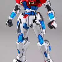 HGBF 1/144 TRY BURNING GUNDAM FULL COLOR COATING Ver. 公式画像1